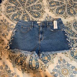 PACSUN | denim shorts